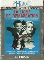 DVD SLIM LA LIGNE DE DEMARCATION LE FIGARO NEUF SOUS BLISTER