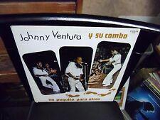 Johnny Ventura Un Poquito Para Y Su Combo vinyl LP Discolor Records VG+