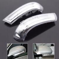 Rétroviseur Miroir Clignotants LED Feux Position Pour VW GOLF JETTA MK5 PASSAT