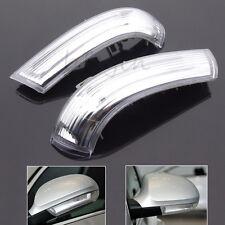 2x Rétroviseur Miroir Clignotants LED Feux Position Pr VW GOLF JETTA MK5 PASSAT