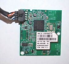 HP PHOTOSMART C4385 C5280 C6380 PRINTER WIRELESS WIFI BOARD