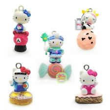 Hello Kitty Cake Candy Figure Figurine Party Xmas Tree 5pcs Mini Ornament D