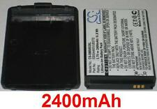 Coque + Batterie 2400mAh type EB504465VU EB504465VUBSTD Pour SAMSUNG Wave II