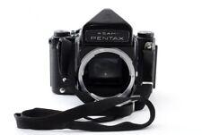 Pentax 6X7 Medium Format SLR Film Camera Body Only Excellent from japan 288697