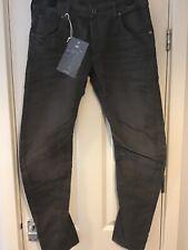 G Star Raw Jeans Arc 3D Slim COJ Grey 31W 32L BNWT (lot G35)