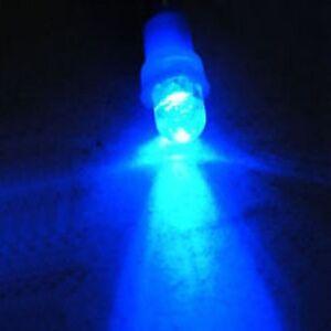 COPPIA LAMPADE LAMPADINE T5 LED BLU CRUSCOTTO STRUMENTI