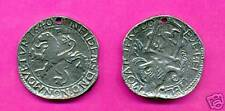 6 wholesale lead free pewter replica coin pendants 6137