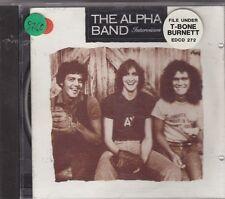 THE ALPHA BAND - interviews CD