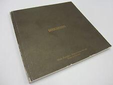 Boucheron Pointe de Diamant 69 Page Multilingual Instructions Manual Book