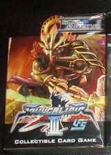 UFS Soul Calibur 3/III Yoshimitsu Starter Deck SOUL ARENA-60 Cards