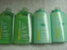 John Frieda beach blonde Cool Dip SHAMPOO & Conditioner Lot of 4