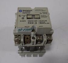 WESTINGHOUSE 30A AC LIGHTING CONTACTOR A202K1CI