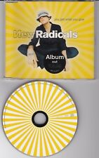 neuw. NEW RADICALS You Get What You Give HYPE STICKER Maybe Been Brainwashed CD