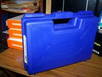 Sar Arms CM9 bl  Pistol Case Factory Foam Lined w/ manual tools backstraps mint