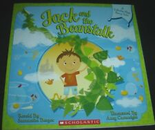 Jack and the Beanstalk (2011, Paperback) A Lift-the-Flap Fairy Tale Book