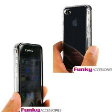 Apple iPhone SE 5s 5 Crystal Defender Full Body Touchable Front Back Hard Case