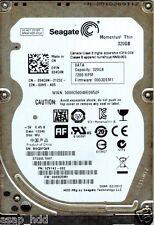 SEAGATE SATA 320GB ST320LT007, PN  9ZV142-032,  FW 0003DEM1, WU, W0Q