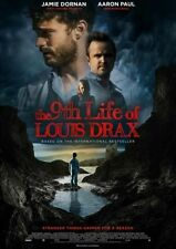 THE   9TH   LIFE   OF   LOUIS   DRAX     film    poster.