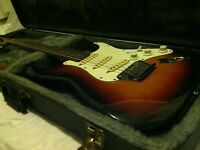 Rare! Fender Japan Stratocaster Vintage 12-String Guitar 3TS E-Serial 1984-87