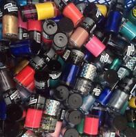 24 x collection 2000 NAIL POLISH VARNISH WHOLESALE GIFT UK mixed shades joblot