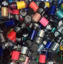 48 x collection 2000 NAIL POLISH VARNISH WHOLESALE GIFT UK mixed shades joblot