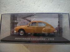 1/43 HOTCHKISS GREGOIRE 1952