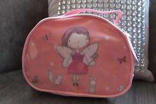 Tiny Treasures Lula & Friends Pink Satin Fairy handbag new with tags