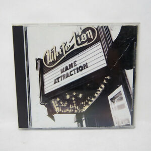 Mane Attraction by White Lion (CD, 1991, Atlantic) hair metal 80s hard rock