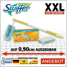 Swiffer Staubmagnet XXL - Teleskopstab + 2 Tücher – JETZT ABSTAUBEN!