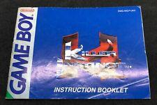 Manual for Killer Instinct for Nintendo Gameboy. UKV