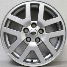 18 inch Genuine LAND ROVER DISCOVERY 3 /4  2013 MODEL ALLOY WHEELS