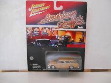 johnny lightning american graffiti chevy nomad 1955 NIB  neuf boite