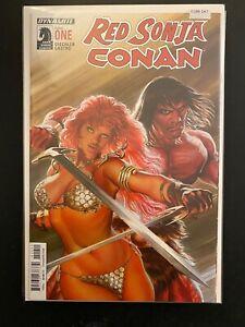 Red Sonja / Conan 1 High Grade Dark Horse Comic CL66-147