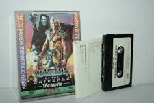 Masters of the Universe The Movie used msx 64k fr1 55354 Italian edition