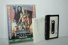MASTERS OF THE UNIVERSE THE MOVIE USATO MSX 64K EDIZIONE ITALIANA FR1 55354