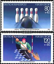 1225-1228 complete.issue fr.germany Frd Used 1984 Welfare: High Quality And Inexpensive