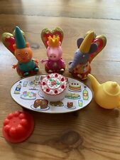 Peppa Pig Princess Peppa's Tea Party Playset + Figures Large Teapot & Red Jelly