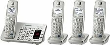 Panasonic KX-TGE274S DECT 6.0 Plus Link-to-cell Bluetooth Cordless Phone System