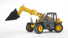 Road Loader CAT with telescopic boom Bruder Toy Car Model 1/16 1:16