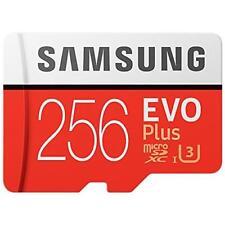 Samsung Memory Evo Plus 256GB MicroSDXC Card Class 10