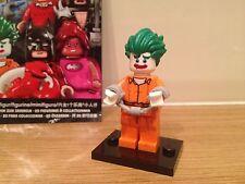 LEGO THE BATMAN MOVIE 71017 ARKHAM ASSYLUM JOKER  MINT CONDITION