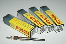 BOSCH X4 pcs Glow Plug For VW SEAT AUDI SKODA Caddy III Eos Golf Mk5 32017514