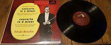 RCA Victor LM 1720 LP Mendelssohn: Violin Concertos, Yehudi Menuhin, Furtwangler