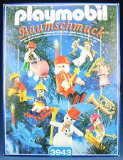 PLAYMOBIL 3943 - Christbaumschmuck Christmas Tree Decorations - 2000 - NEU -MISB