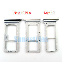 New OEM Dual SIM Card Tray Holder Cover For Samsung Galaxy Note 10 Note 10+ Plus
