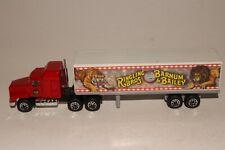 Matchbox Convoy Mack CH600 Ringling Bros Barnum & Bailey Circus Semi Truck