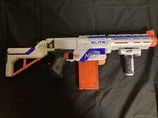 Nerf Retaliator Elite N-strike White Without Darts