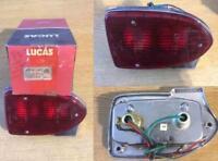 VERY RARE ORIGINAL LUCAS 56252 JAGUAR XJ6 L/H STOP LIGHT NOS
