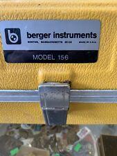 Berger 156 Contractors 12 Level In Case Brochure