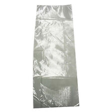 """New listing Now Plastics Micro-Perforated Pp Crusty Bread Bag Clear 6"""" L x 28"""" D 